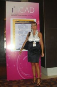 International Congress of Aesthetic Dermatology,Bangkok 2010